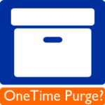 One TIme Purge Shredding Great Pricing