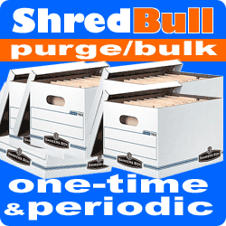 Bulk Shredding