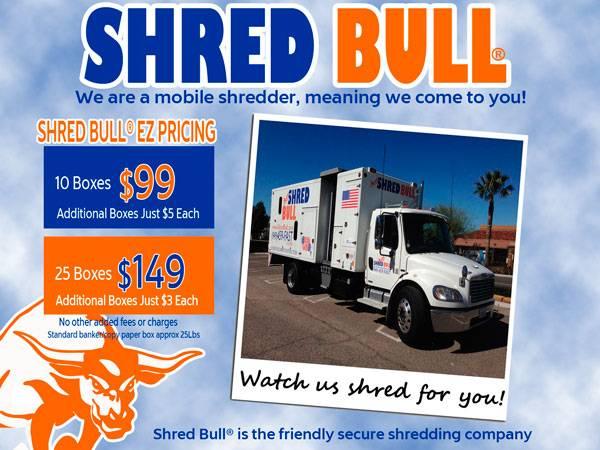 Orange County Shedding Price Per Box